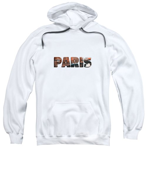 Paris In Fall Sweatshirt by Konstantin Sevostyanov