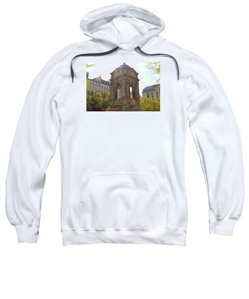 Paris Sweatshirt by Kaitlin McQueen