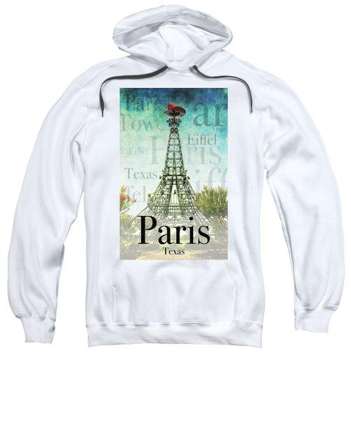 Paris Texas Style Sweatshirt