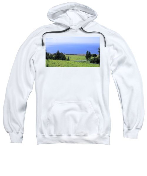 Pasture By The Ocean Sweatshirt
