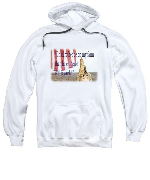 Patriotic Hen Sweatshirt