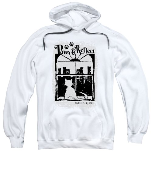 Paws And Reflect Sweatshirt