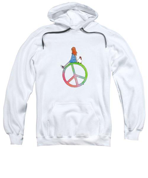Peace And Hope Sweatshirt