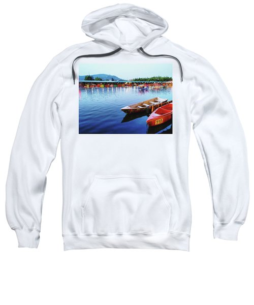 Peace Of Mind Sweatshirt