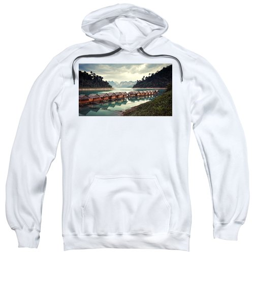 Peace On The Lake Sweatshirt