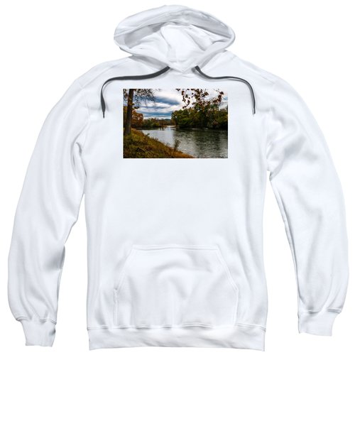 Peaceful River Sweatshirt