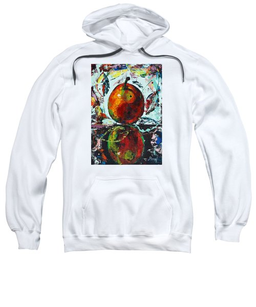 Pear And Reflection Sweatshirt