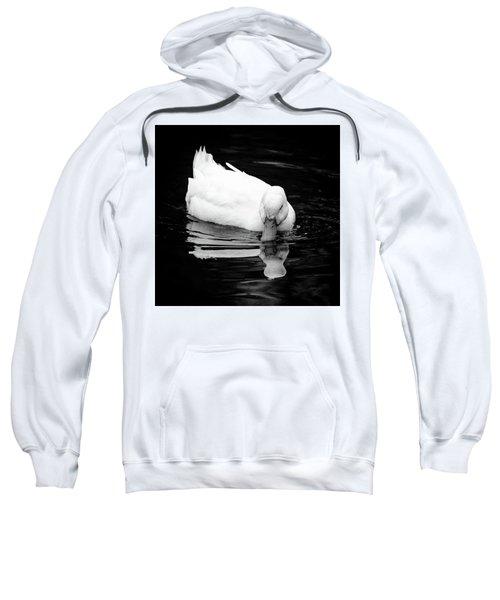 Peek-ing Duck Sweatshirt