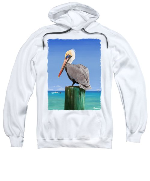 Pelicans Post Sweatshirt