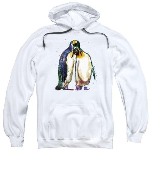 Penguin Couple Sweatshirt
