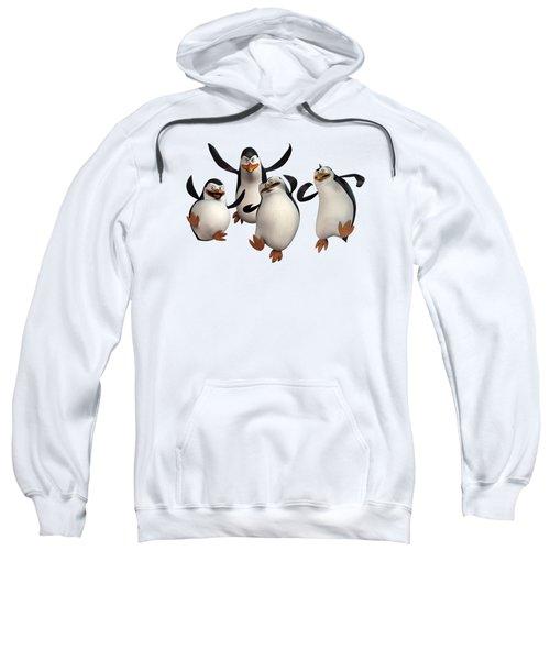 Penguins Of Madagascar 2 Sweatshirt