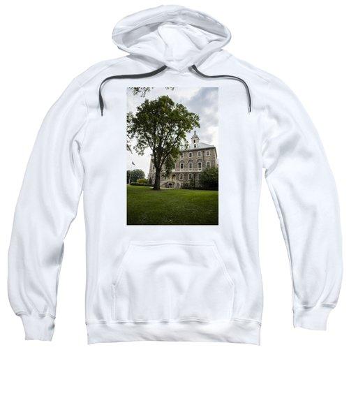 Penn State Old Main From Side  Sweatshirt