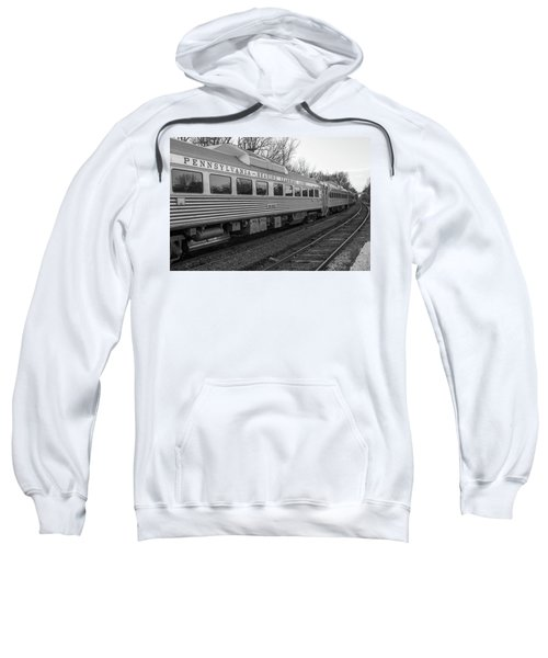 Pennsylvania Reading Seashore Lines Train Sweatshirt