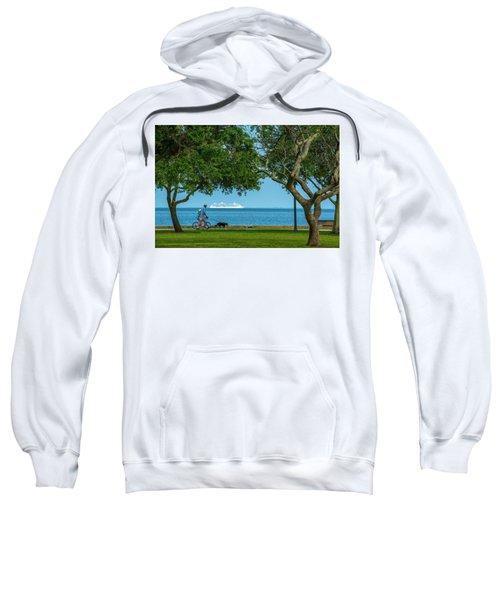 People Going Places Sweatshirt