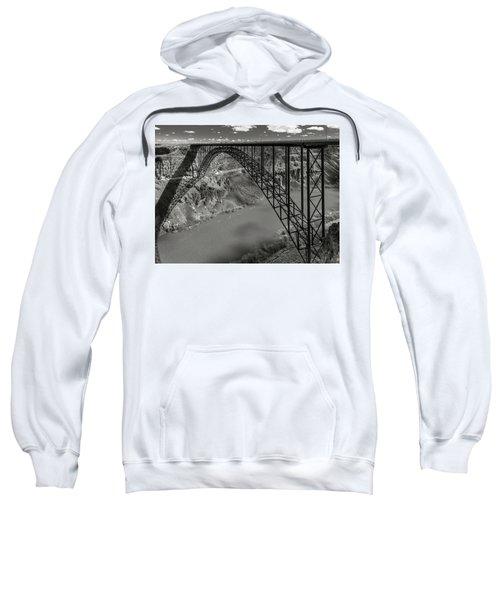 Perrine Bridge, Twin Falls, Idaho Sweatshirt