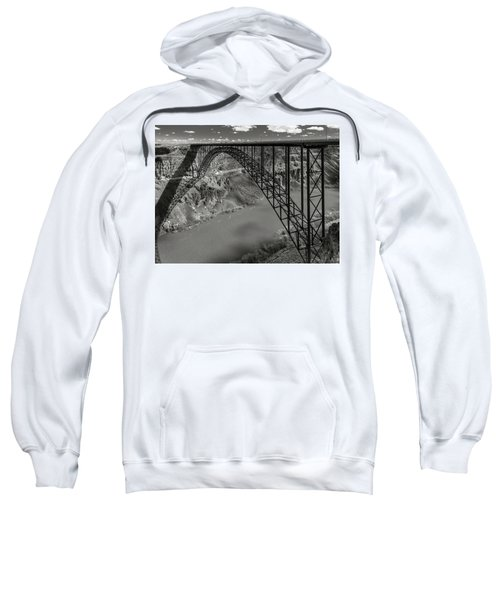 Perrine Bridge, Twin Falls, Idaho Sweatshirt