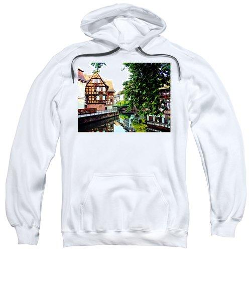 Petite France - Strassbourg, France Sweatshirt