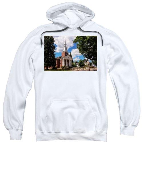 Phillips Stevens Chapel, Williston Northampton School, Easthampton, Ma Sweatshirt