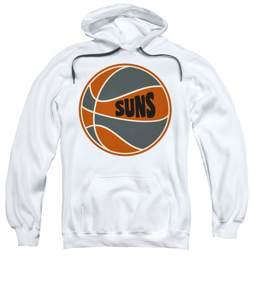 Phoenix Suns Retro Shirt Sweatshirt by Joe Hamilton
