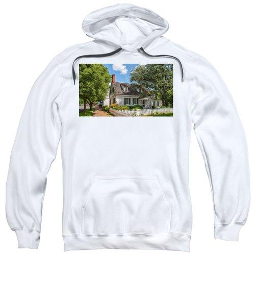 Picket Fence Sweatshirt