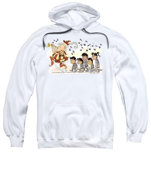 Pied Piper Trump And Infestation Sweatshirt