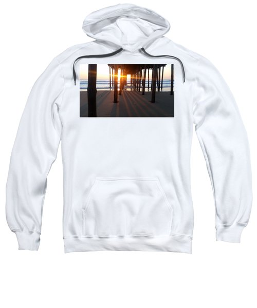 Pier Shadows Sweatshirt