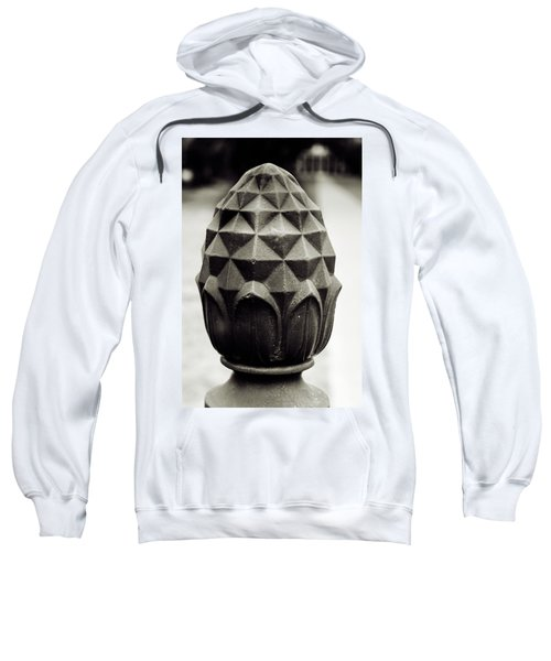 Pineapple, Oak Alley, Vacherie, Louisiana Sweatshirt