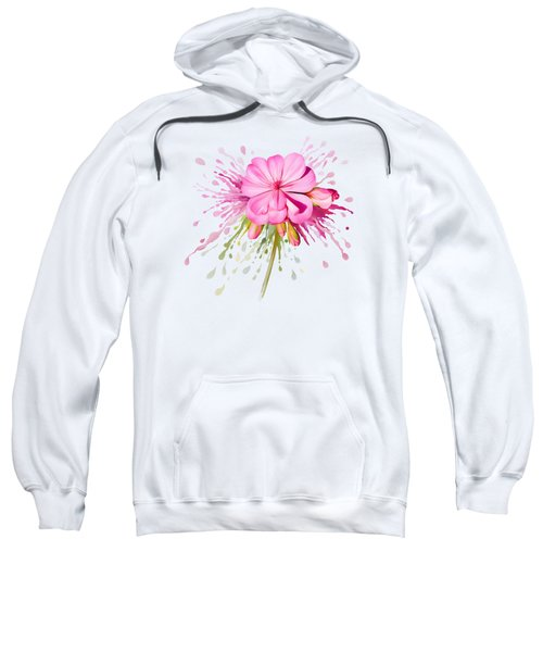 Pink Eruption Sweatshirt