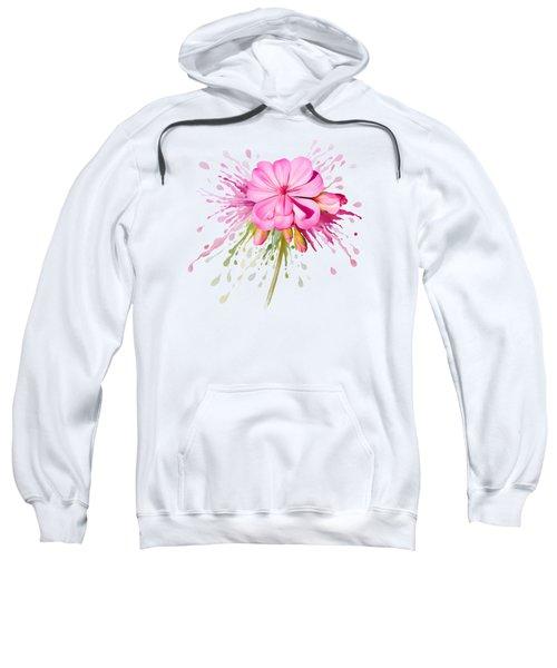 Pink Eruption Sweatshirt