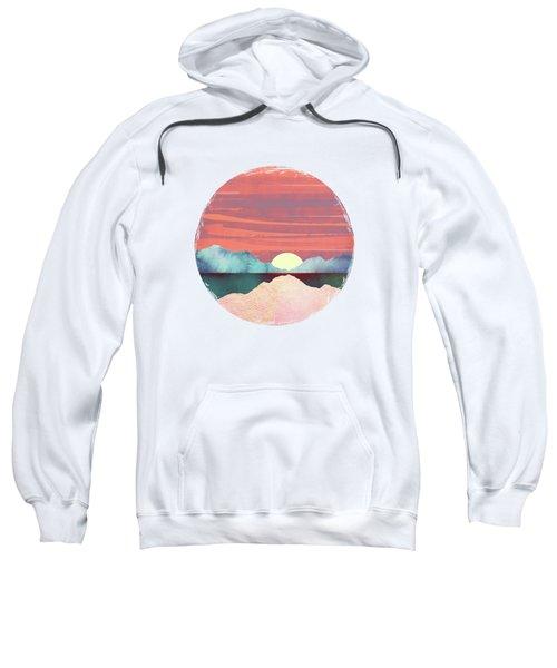 Pink Oasis Sweatshirt