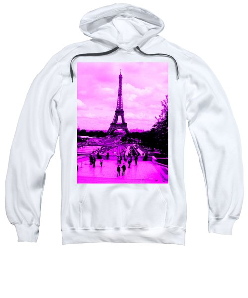 Pink Paris Sweatshirt