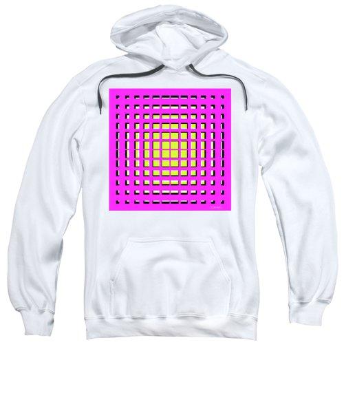 Pink Polynomial Sweatshirt