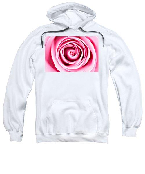 Pink Vortex Sweatshirt