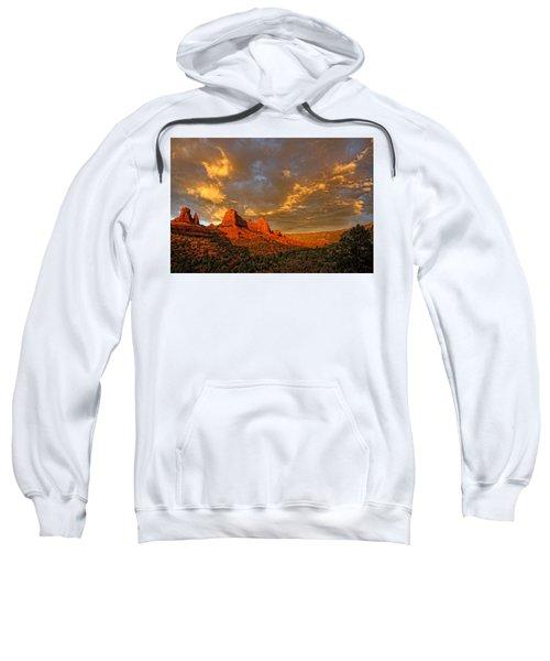 Pinnacle Of Light Sweatshirt