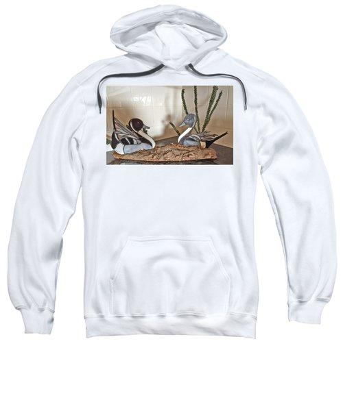 Pintail Ducks Sweatshirt