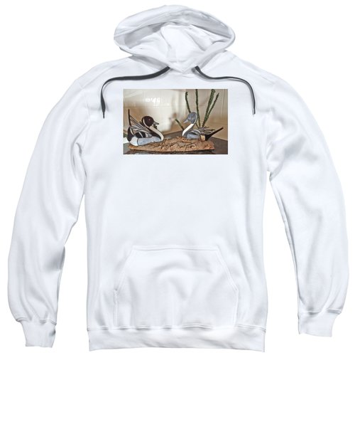 Pintail Ducks Sweatshirt