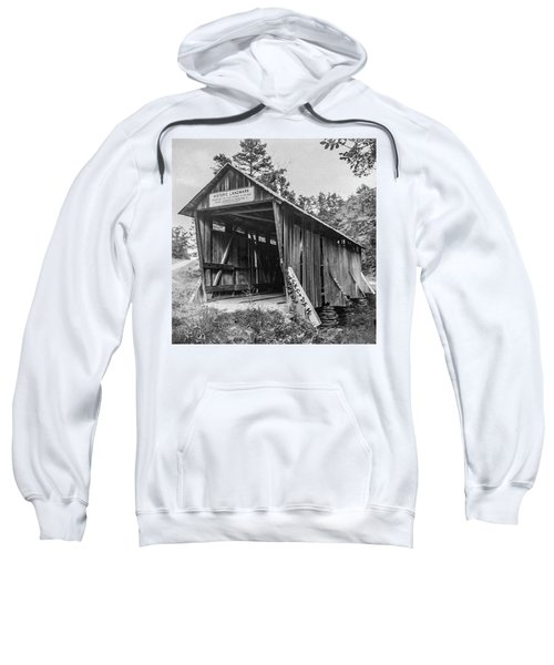 Pisgah Covered Bridge No. 1 Sweatshirt
