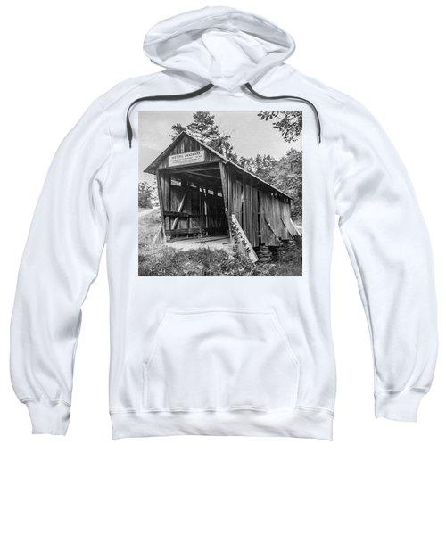 Pisgah Covered Bridge No. 1 Sweatshirt