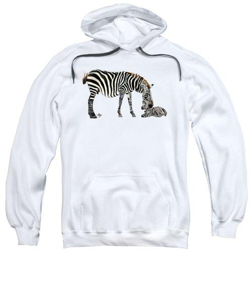 Plains Zebras Sweatshirt