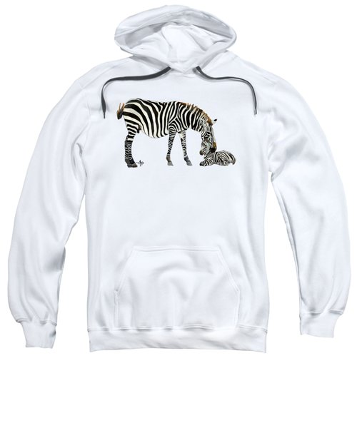Plains Zebras Sweatshirt