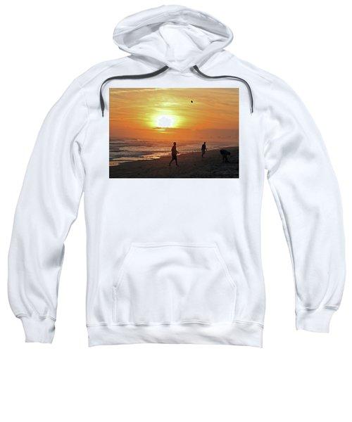 Play On The Beach Sweatshirt