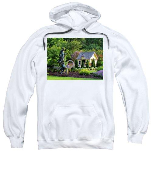 Playhouse In The Garden Sweatshirt