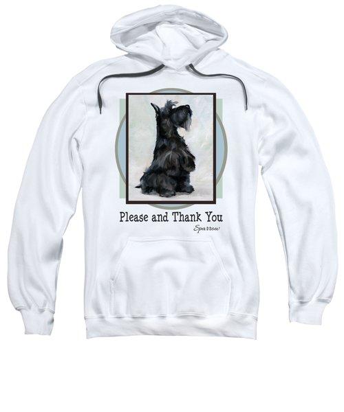Please And Thank You Sweatshirt