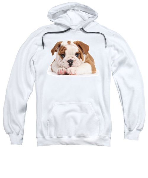 Po-faced Bulldog Sweatshirt