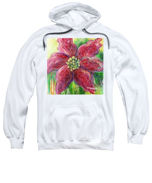 Poinsettia Sweatshirt