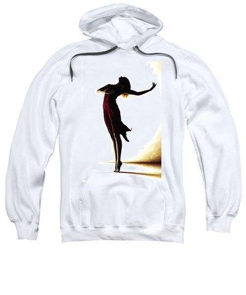 Poise In Silhouette Sweatshirt