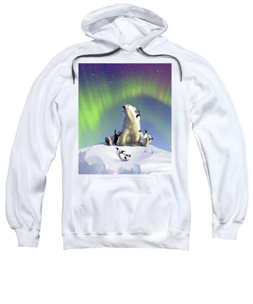 Polar Opposites Sweatshirt