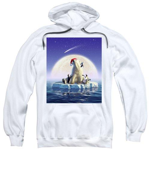 Polar Season Greetings Sweatshirt