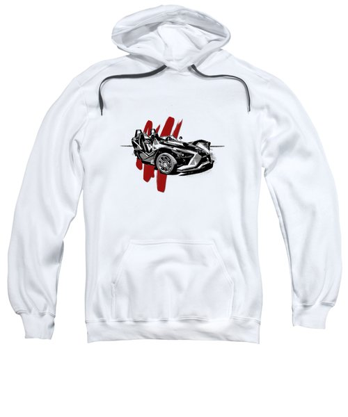 Polaris Slingshot Graphic Sweatshirt
