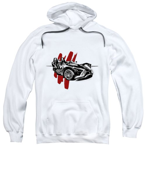 Polaris Slingshot Graphic Sweatshirt
